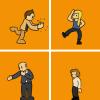 beauyeah's Arrested Development Chicken Dances