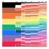 Visual Timeline of Crayola Color Changes