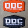 Draplin Design Co. Embroidered Patch