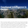 Beth Dean - Emotional Intelligence in Design