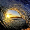 Inside The Tube: Incredible Wave Photography