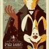 """Tom Whalen - """"Who Framed Roger Rabbit?"""" Poster"""