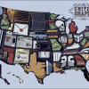 xkcd: United Shapes of America